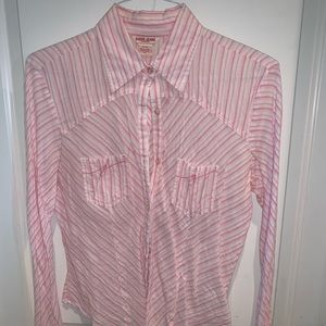 GUESS Brand women's button down